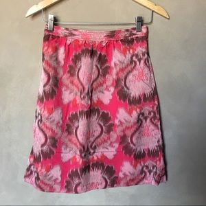 Tory Burch silk skirt